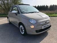 2013 Fiat 500C 0.9 TwinAir Colour Therapy Dualogic 2dr