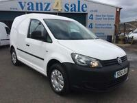 2012 - Volkswagen Caddy 1.6TDI ( 75PS ) BlueMotion Tech C20