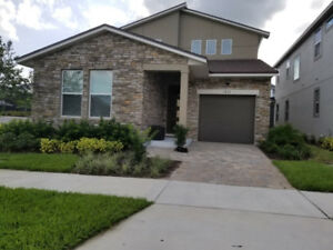 Brand new Villa built by Mattamy Homes in Kissimee, Florida