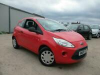 FORD KA STUDIO 1.2 PETROL 3 DOOR HATCHBACK £30 TAX