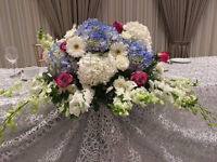 Event Decoration for wedding, birthday, bridal show, baby shower