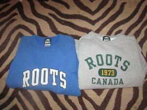 Ladies Roots Sweatshirts