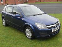 Vauxhall Astra 1.7CDTi 16v ( 80ps ) 2006.Life