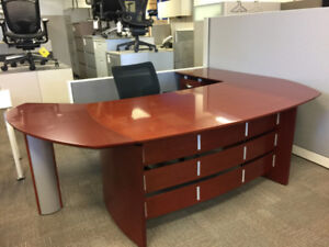 Desk -  Also it can be a Reception Desk-50% OFF