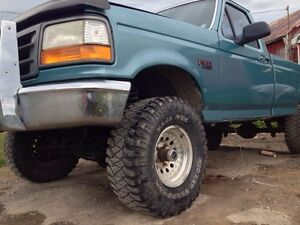 1996 Ford 150 XL 4.9 5 speed 4x4