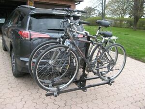 Hitch type Bike Rack