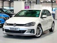 2018 Volkswagen Golf 2.0 TDI 184 GTD BlueLine 3dr Hatchback Diesel Manual