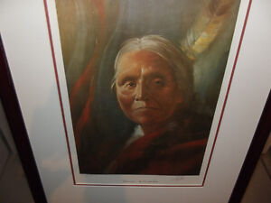 NATIVE AMERICAN INDIAN GERONIMO BY DONALD ZOLAN