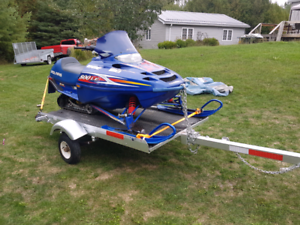 2001 polaris 800 twin excellent condition