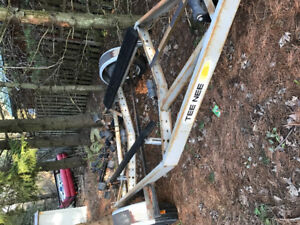 18-20ft boat trailer
