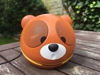 Bear speaker