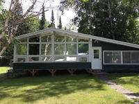 Cabin Rental at Falcon Lake - only 1 week left available!