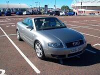 Audi A4 Cabriolet 1.8T 2004MY Sport