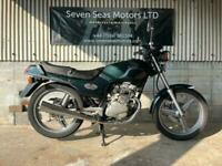 1993 JDM Honda CB125T electric start twin from Japan