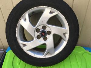 Michelin Tires & Rims