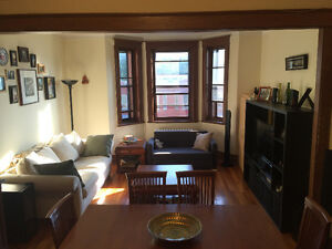 SPACIOUS 3 1/2 UP FOR SUBLET OCT 1ST IN NDG