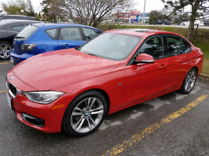 BMW 328i sports package 2012