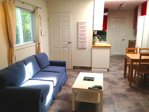 Furnished James Bay Cottage 1bed/1bath All Included