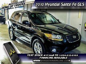 2010 Hyundai Santa Fe GLS  - $141.50 B/W