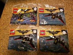 Lego Polybags For Sale Brand New and Sealed