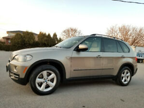 2009 BMW X5 35D AWD DIESEL*** NAVI CAMERA BLUE-TOOTH PANO ROOF