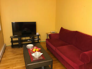 3 1/2 for rent in Ahuntsic