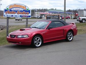 ***DEAL PENDING***2001 FORD MUSTANG***CONVERTIBLE***LEATHER***