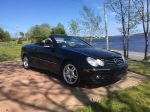 BEAUTIFUL.....2004 Mercedes CLK 55 AMG Convertible