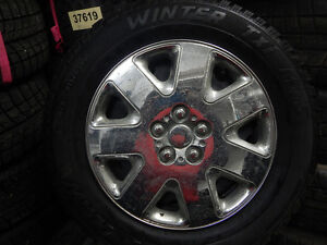 Set of 4 Winter Tires on Rims ARTIC CLAW - 215-65-R16 for Sale