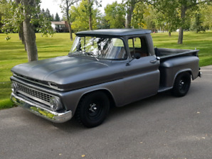 63 Chevy C10 Shortbox!!