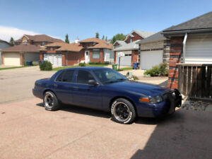 2003 Ford Crown Victoria P71