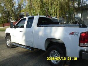 2009 GMC Sierra 2500HD Diesel, Extended cab
