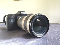 Canon 7D and 70-200 f/4L -- Package Deal!