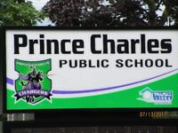 PRINCE CHARLES School area - home daycare + B+A-CARE