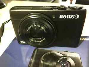 Canon Powershot S120 (Point and Shoot Camera)