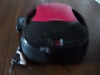 Fuscia and black colour) RCA Radio/ 1 CD player