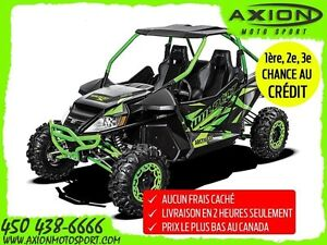 2016 Arctic Cat WILDCAT X LIMITED 76,89$/SEMAINE