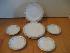 ...10 Pieces...W.H.Grindley China....