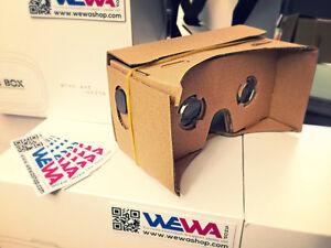 On Sale ~ VR 3D Cardboard (All Brand New) Edmonton Edmonton Area image 2