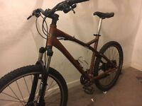 Giant Yukon Mountain Bike - Fully Serviced With Upgrades