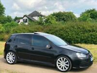 2006 [06] VOLKSWAGEN GOLF R32 3.2 V6 DSG AUTO 4MOTION [4WD] BLACK 5DR HATCHBACK
