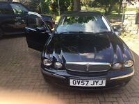 Jaguar X Type SE D