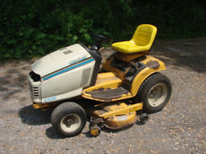 "Cub Cadet mower 46"" cut heavy duty"