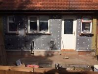 Render / Ewi / Insulation / Painting/
