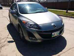 2010 Mazda 3 2.5L 71K 8' Touch Screen GPS Back Up Cam