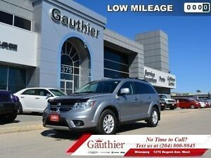 2015 Dodge Journey SXT w/3rd row seating  - AM/FM Stereo -  Fog