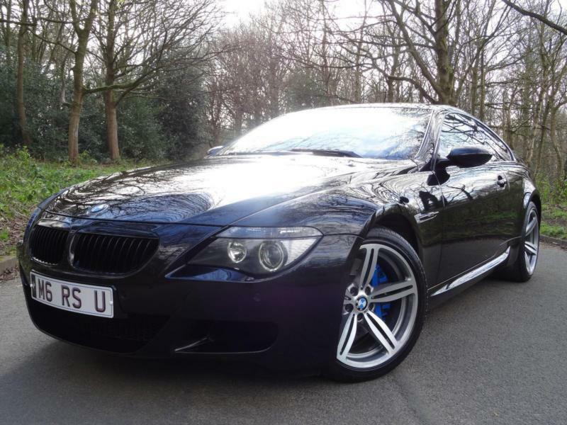 2005 55 bmw m6 5 0 v10 smg m6 private plate 39 m6 rsu 39 in shipley west yorkshire gumtree. Black Bedroom Furniture Sets. Home Design Ideas