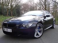2005 (55) BMW M6 5.0 V10 SMG M6..PRIVATE PLATE 'M6 RSU'