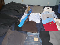 Mens high end clothing
