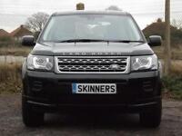 Land Rover Freelander Sd4 GS DIESEL AUTOMATIC 2013/13